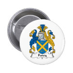 Furey Family Crest Pins