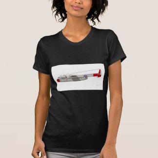 Furgón de Fairchild C-119 Camisetas