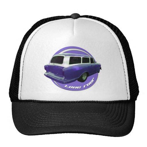 furgoneta larga de la uva del tejado del nash gorras de camionero
