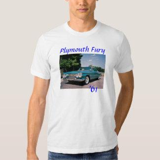 Furia 1961 de Plymouth Poleras