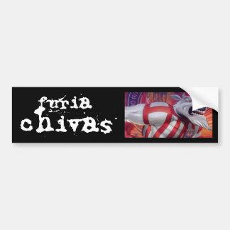 Furia Chivas Bumper Sticker