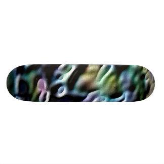 Furia del color patines personalizados