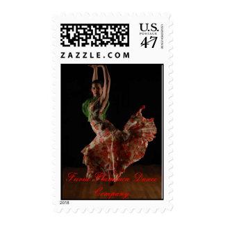 Furia Flamenca - The Dance Company Postage