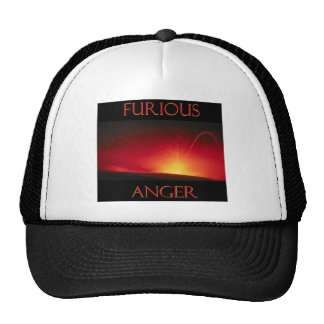 Furious Anger Hat