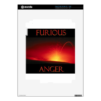 Furious Anger Skins For The iPad 2