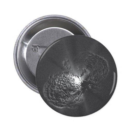 Furious Expansion of Eta Carinae Debris Button