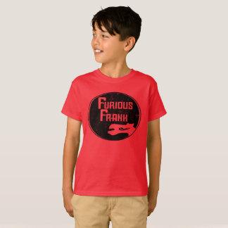 Furious Frank Black logo Kids Tee