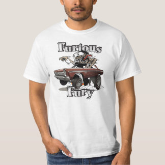 Furious Fury T-Shirt