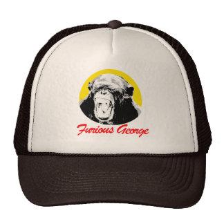 Furious George T-shirt Trucker Hat