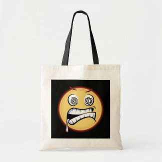 Furious Moji Tote Bag