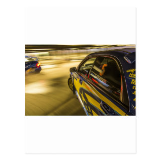 Furiously Fast! Postcard