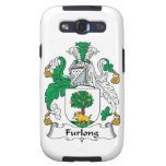 Furlong Family Crest Galaxy S3 Cases