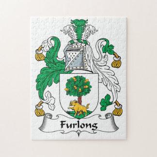 Furlong Family Crest Jigsaw Puzzle
