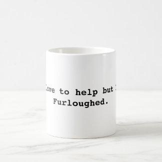 Furlough mug