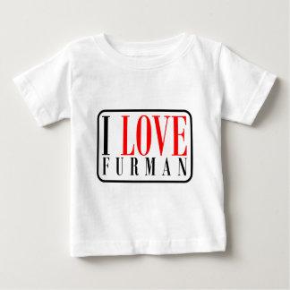 Furman Alabama Baby T-Shirt