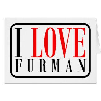 Furman Alabama Cards