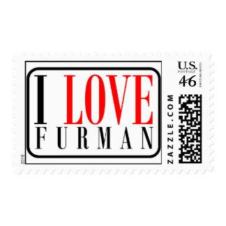 Furman Alabama Postage