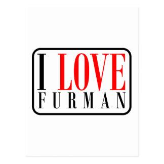 Furman Alabama Postcards