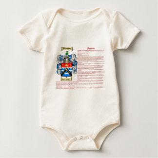 Furman (meaning(*eg)) baby bodysuit