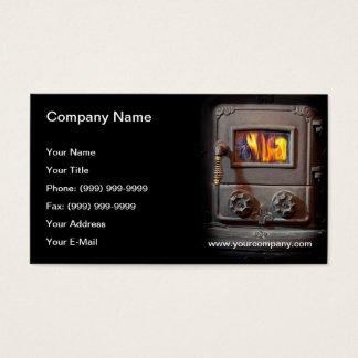 Furnace Business Card