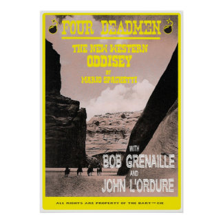 Furnace Dead Men Poster
