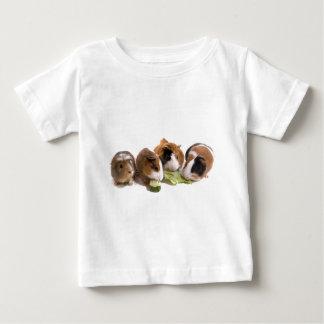 furnace guinea pigs who eat, baby T-Shirt
