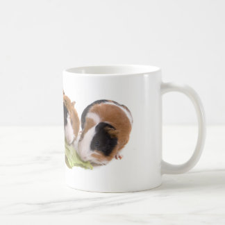 furnace guinea pigs who eat, classic white coffee mug