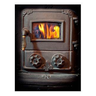 Furnace Postcard