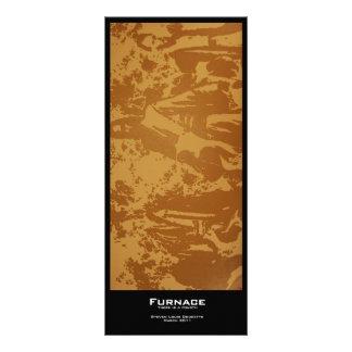 """""""Furnace"""" Value Bookmarks Rack Card"""