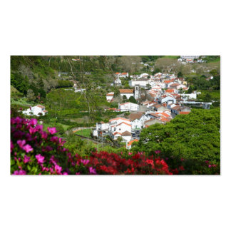 Furnas - Azores Double-Sided Standard Business Cards (Pack Of 100)