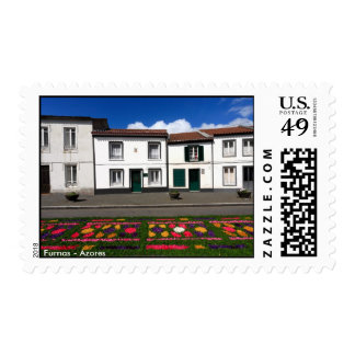 Furnas - Azores Postage