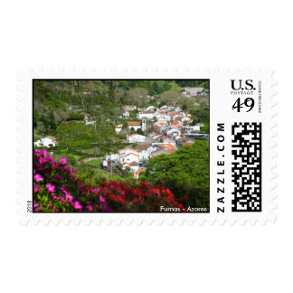 Furnas - Azores Stamps