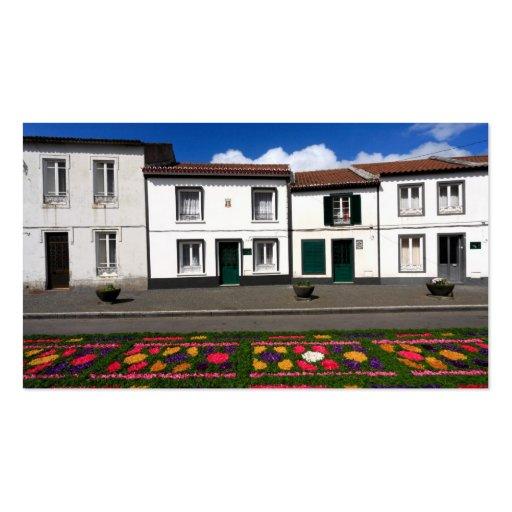 Furnas - Azores Tarjetas De Visita