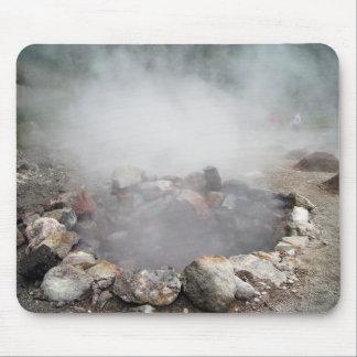 Furnas hot springs mouse pad