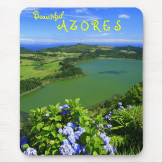 Furnas Lake, Azores Mouse Pad