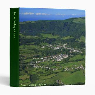 Furnas Valley - Azores Binder