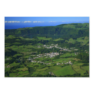 Furnas Valley - Azores Card