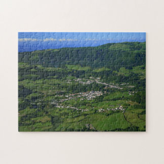 Furnas Valley - Azores Jigsaw Puzzle