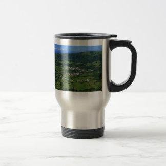 Furnas Valley - Azores Coffee Mugs