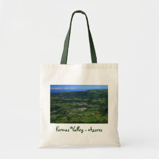 Furnas Valley - Azores Tote Bag