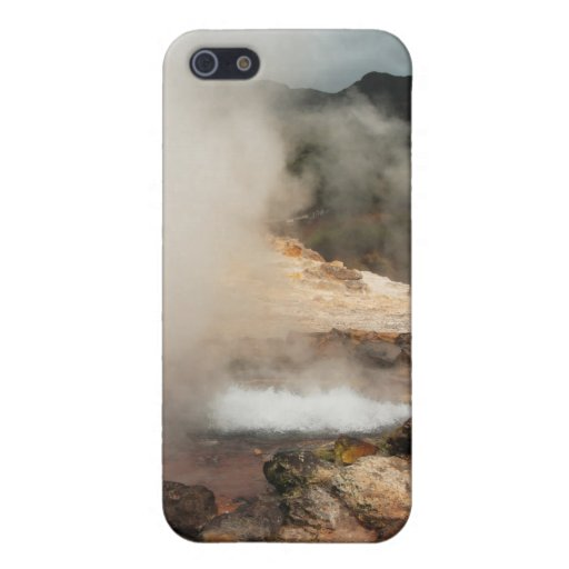 Furnas Volcano Case For iPhone 5