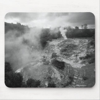 Furnas Volcano Mouse Pad