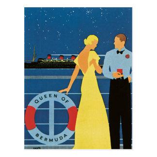 Furness ~ Queen of Bermuda Post Cards
