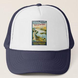 Furness Railway Vintage Travel Advertisement Trucker Hat