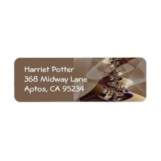 Furniture 2 return address label