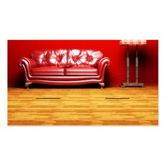 Furniture Appliances dealer business card templat