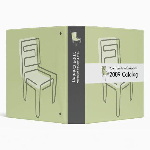 Furniture Binder
