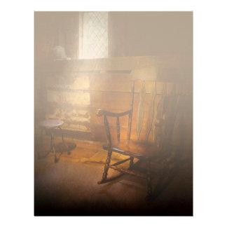 Furniture - Chair - Forgotten Memories Letterhead