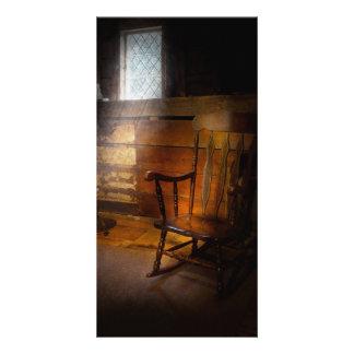 Furniture - Chair - Forgotten Memories Photo Card