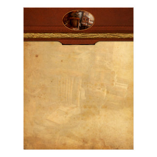 Furniture - Chair - The engineers office Letterhead